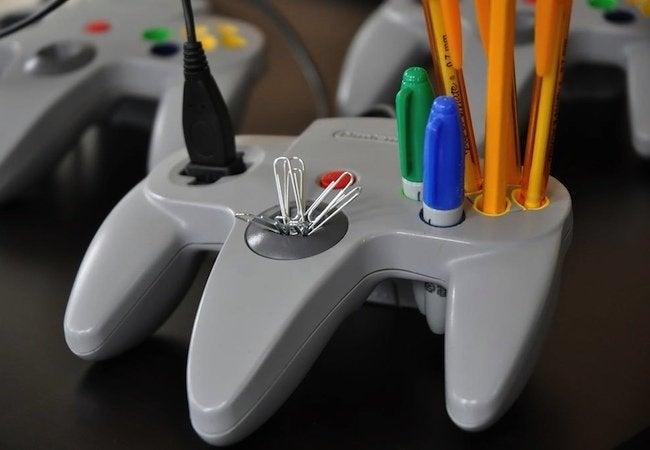 Repurposed Toys - Organizer