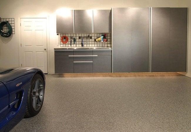 How To Apply Epoxy Floor Paint Bob Vila