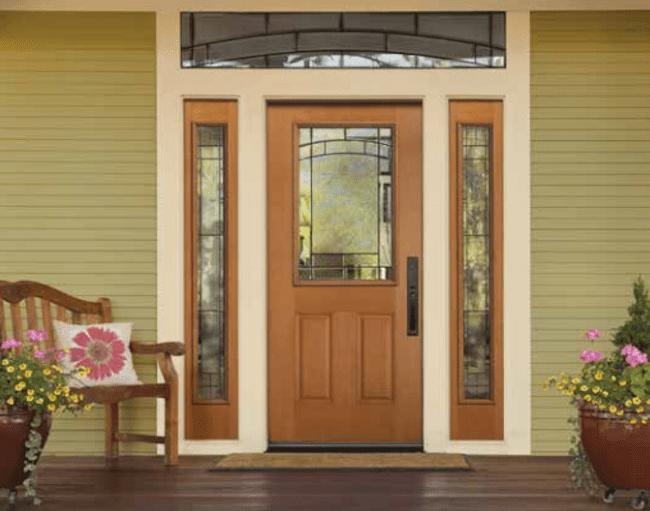 Front Door Maintenance