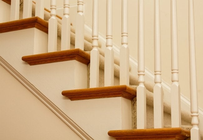 How To Install Carpet On Stairs Bob Vila | Cutting Carpet For Stairs | Carpet Tiles | Carpet Runner | Stair Tread | Wooden Stairs | Stair Runner