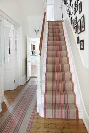 How To Install Carpet On Stairs Bob Vila | Stapling Carpet To Stairs | Electric Stapler | Flooring | Stair Tread | Landing | Stair Runner
