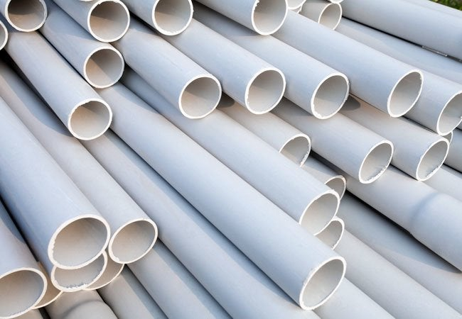 Different Types Plumbing Pipes