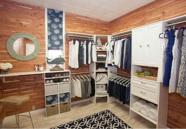 How to Turn Any Closet into a Cedar Closet