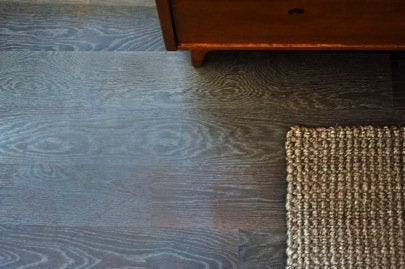 Turn Your Wood Floors Gray