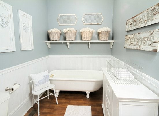 Before And After Bathroom Makeovers Custom Contracting Inc - Country bathroom makeovers