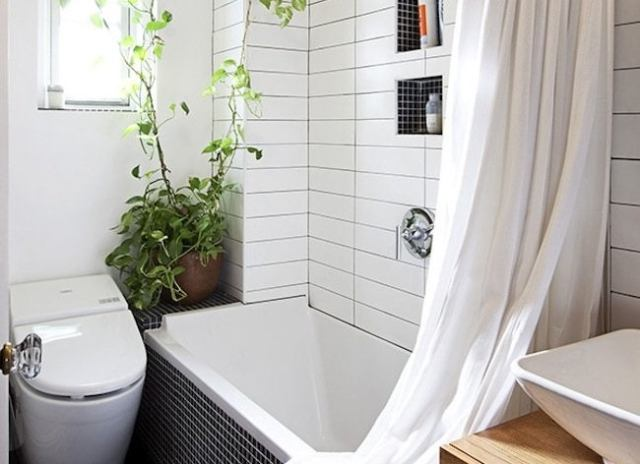 White-subway-tile-bathroom