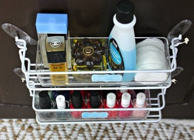 Storage-basket-bathroom-cabinet