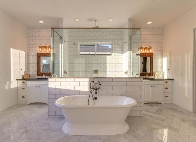 Subway tile timeless