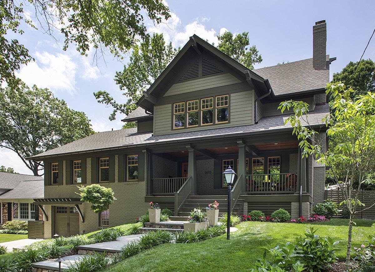 Home Exterior Color Combinations