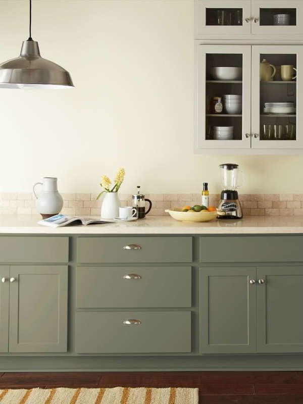 14 Kitchen Cabinet Colors That Feel Fresh Bob Vila Bob