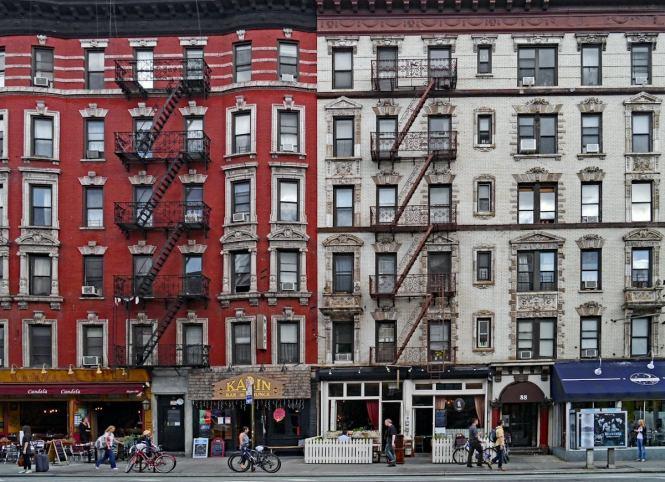 Tiny New York City Apartments Peak