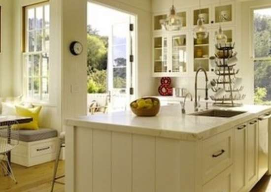 Kitchen Accent Colors White Kitchens Bright Beauties Behold
