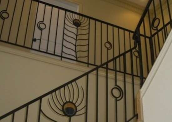 Staircase Railing 14 Ideas To Elevate Your Home Design Bob Vila | Buy Handrails For Stairs | Stair Systems | Wrought Iron Balusters | Wood | Stair Treads | Lj Smith