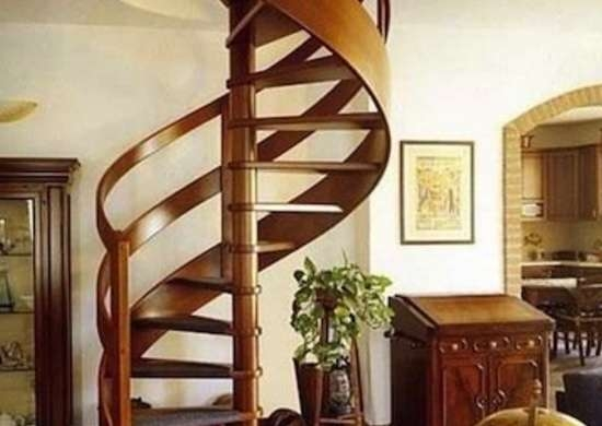Staircase Railing 14 Ideas To Elevate Your Home Design Bob Vila | Wooden Handrails For Outside Steps | Staircase | Building | Wrought Iron | Concrete Steps | Deck