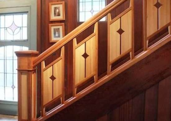 Staircase Railing 14 Ideas To Elevate Your Home Design Bob Vila | Best Railing Design For Stairs | Steel | Modern Stair | Steel Railing | Stainless Steel | Staircase Remodel