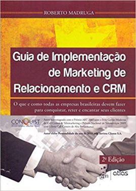 livros sobre CRM