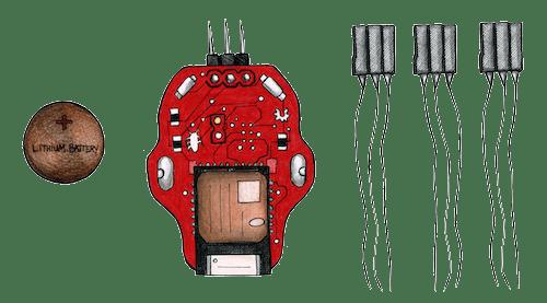 RoboRoach-WhatsInTheBox