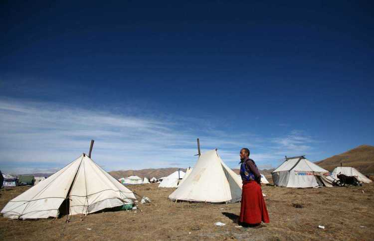 Tibetan Celestial Burial Tradition
