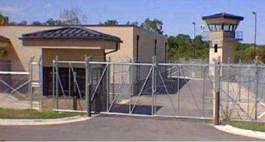 Campo de concentração da FEMA