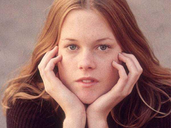 Esta é Melaine griffith em 1975, dez anos depois que a  foi miss universo.