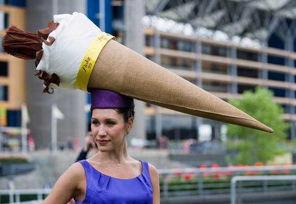 10-ice cream cone cap