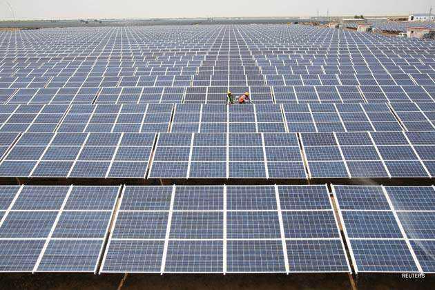 Ainda hoje muitas usinas baseadas em painéis fotovoltaicos estão em atividade