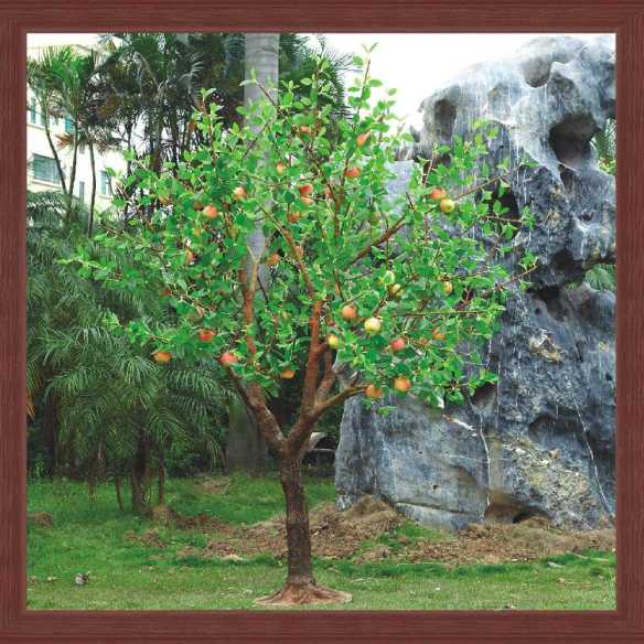 2014-new-product-Artificial-fruit-trees-Landscape