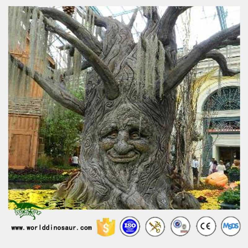 Life-Size-Artificial-Talking-Trees
