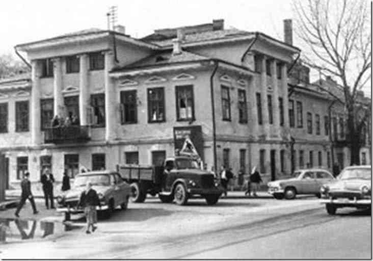 Naberezhnye Khreschatytska. 1960. Autor: Yudin Kozlov