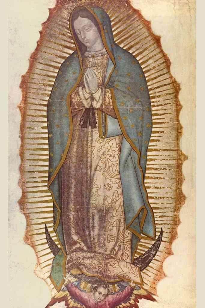 Nossa Senhora de Guadalupe-Melhor