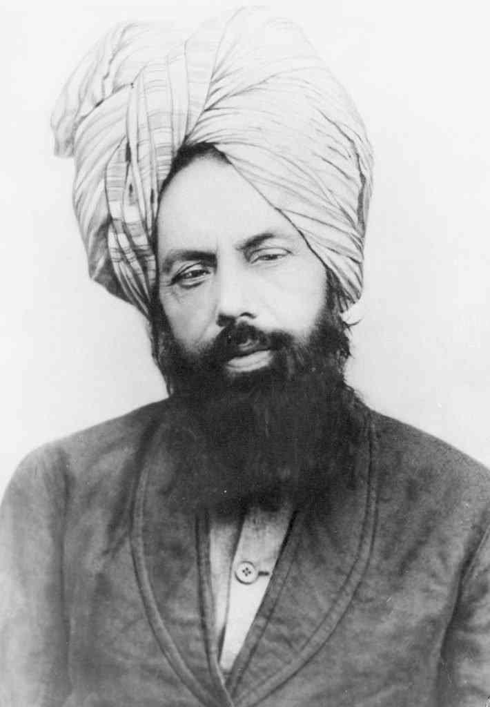 Mirza Ghulam Ahmad
