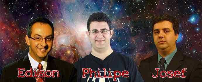 Edison Josef e Philipe