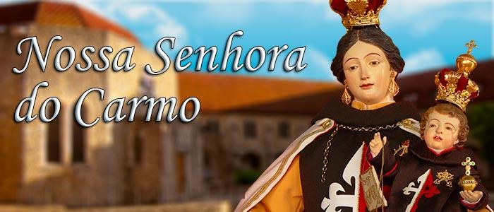 Nossa Senhora do Carmo - São Simão Stock - Escapulário - Revista Arautos do Evangelho - Revista Católica