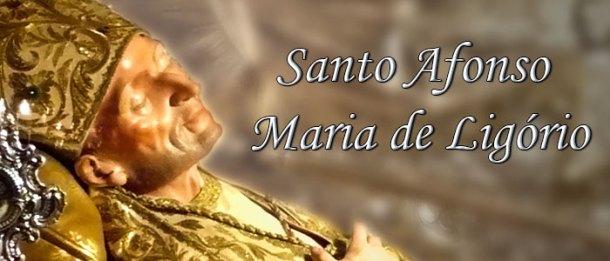 Santo Afonso Maria de Ligório - História dos Santos - Revista Católica Arautos do Evangelho