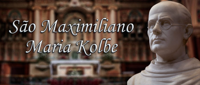 São Maximiliano Maria Kolbe - História dos Santos e Anjos - Revista Católica Arautos do Evangelho