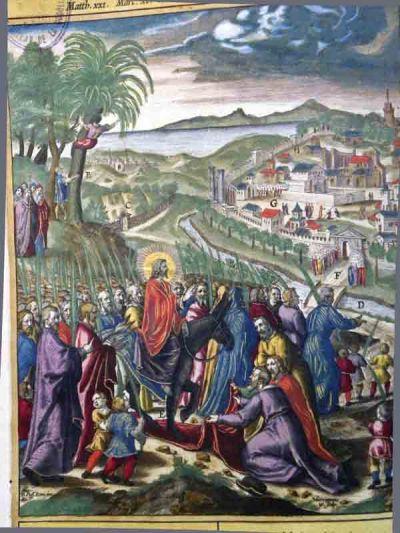 Domingo de Ramos da Paixão do Senhor - Revista Arautos do Evangelho - Revista Católica