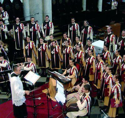 Coral Internacional dos Arautos - Associação de Fiéis de Direito Pontifício - Revista Arautos do Evangelho - Revista Católica