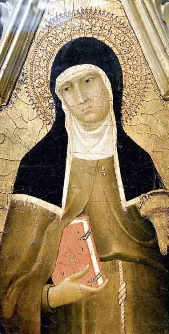 Santa Clara de Assis - História dos Santos e Anjos - Revista Católica Arautos do Evangelho