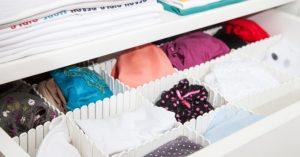 Como dobrar calcinhas por Ingrid Lisboa
