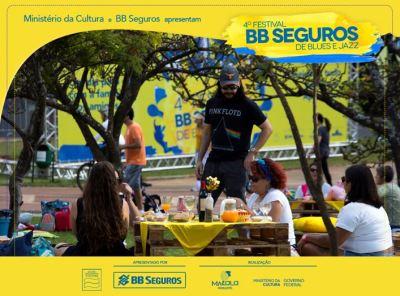 4° Festival BB Seguridade de Blues e Jazz