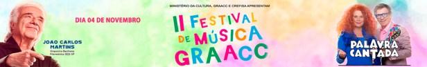 Tv Catia Fonseca Veja a programação da agenda cultural - sudeste - São Paulo 2 festival de música graac