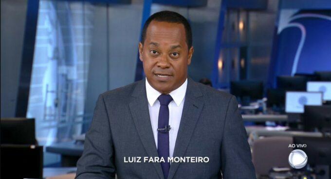 Após Maju na Globo, Luiz Fara Monteiro estreia no Jornal da Record e quebra tabu na emissora