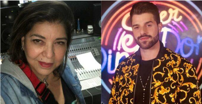 Alok e Roberta Miranda discutem em rede social, cantora se irrita e solta o verbo