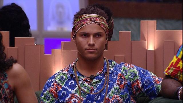 BBB19: Em paredão triplo, Danrley é o oitavo eliminado e sai com rejeição