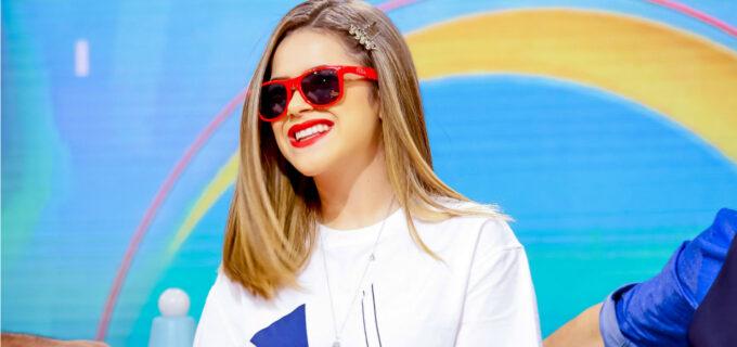Sucesso indiscutível no SBT, Maisa Silva fala sobre o seu programa e revela que se inspira em Hebe Camargo