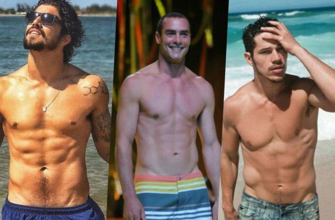 José Loreto, Paulo Zulu, Felipe Neto e Caio Castro passam por momento de terror e nudes deles acabam na web
