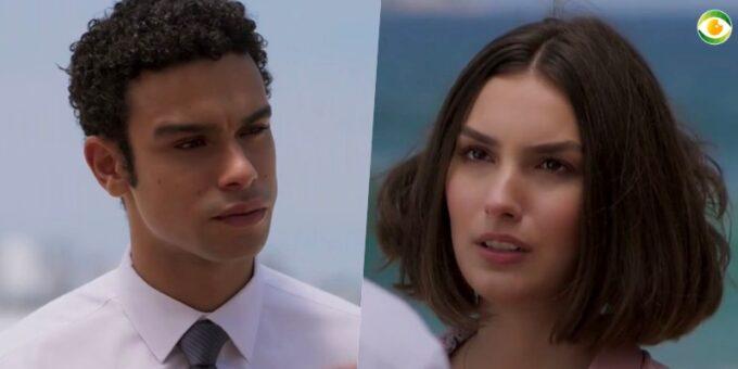 Verão 90: Manipulada, Larissa terá atitude racista e romance com Diego acabará mau