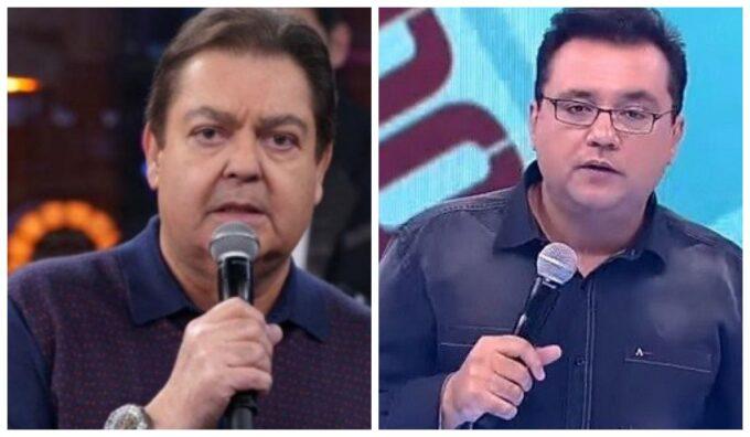 """Após anos de silêncio, ex-Globo vai ao programa Domingo Show, expõe Fausto Silva e revela: """"apoiou minha demissão"""""""
