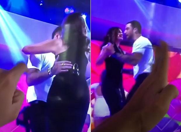Após transformação, Fátima Bernardes surge dançando forró com galã da Globo e Túdlio Gadêlha reage