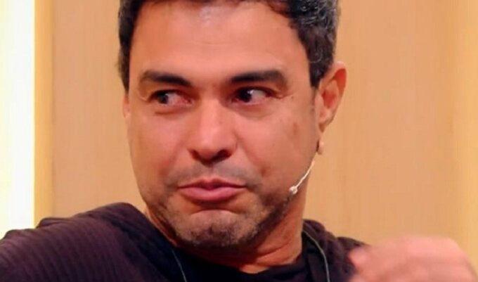 """Com o pai doente, Zezé Di Camargo chora ao falar sobre momento difícil: """"Não queria ver meu pai assim"""""""
